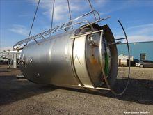 Used- Mueller Reactor, 4940 Gal