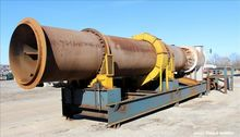"Used-Didion Rotary Dryer, 72"" d"