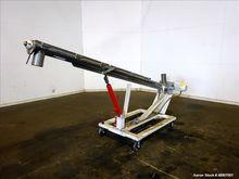 Used- S. Howes Screw Conveyor,