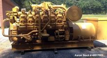 Unused- Caterpillar G3512 Natur