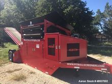 Used- Pitbull Portable Screener
