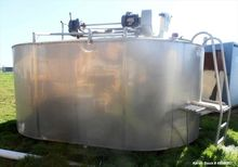 Used- Damrow Cheese Vat, Model