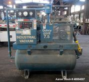 Used- Quincy Vacuum Pump, Model