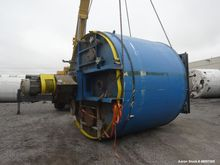 Used- Blaw Knox Jacketed Tank,