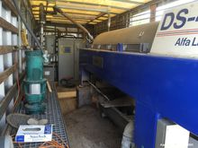 Used- Alfa Laval DS-401 Solid B