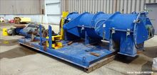 Used- Continuous Pin Mixer, Car