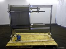 Used- Fischer Plate Heat Exchan
