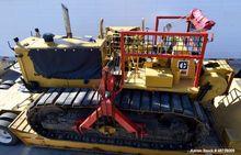 Used- Caterpillar 583H, Pipelay