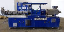 Used-Berstoff Twin Screw Extrud