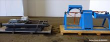 Used-Morse Drum Dumper, 800 lbs