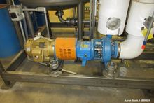 Used-Goulds Centrifugal Pump.
