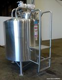 Used- DCI Jacketed Tank, 300 Ga