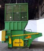 Used- Vecoplan Shredder, Model