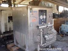 Used- APV Crepaco Homogenizer,
