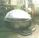 Used- Stainless steel mix tank,