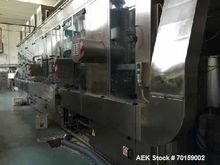 Used- Sasib Aseptic Pet Line, M