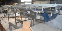 Used- Safeline Conveyor. Approx