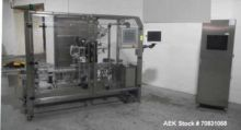 Used- Uhlmann carton labeler, m