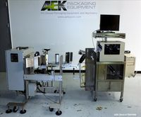 Used- Accraply Model 35FS Press