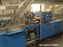 Used- Douglas Case Packer, Mode