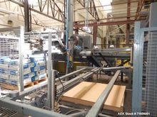 Used- Low Level Palletizer Syst