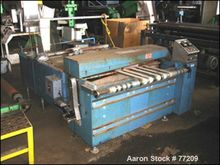Used- Rosenthal Sheeter, Model