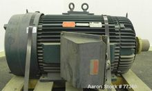 Unused- Reliance TEFC Motor, 15