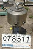 Used- Tank, Stainless Steel, 15