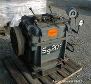 Used- Gearbox, Type SSH 225/4,