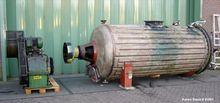 USED: Buss rotary vacuum dryer,