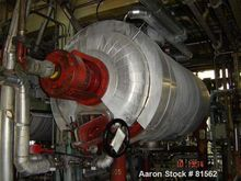 USED: CMR rotary vacuum dryer,
