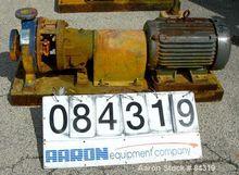 Used- Labour Centrifugal Pump,