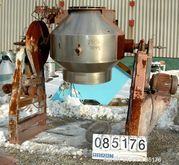 Used- Gemco Double Cone Liquid