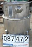 Used- Walker Stainless Tank, 10
