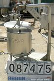 Used- Horizontal Plate Filter,