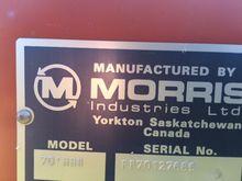 2013 MORRIS FP7000