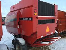 Used CASE 563 in Wes