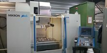 Used 2002 MIKRON VCE