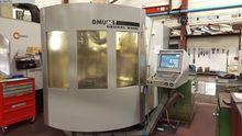 2001 DECKEL-MAHO (DMG) DMU 60 T