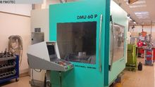 Used 1999 DMG DMU 60