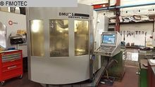 2001 DECKEL-MAHO DMU 60 T