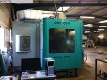 Used 2000 DMG DMC 10