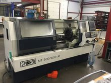 2000 SPINNER REALMECA MT 500-10