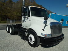 2007 International 8600 SBA 6x4