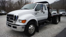 2005 Ford F-750 Extended Cab