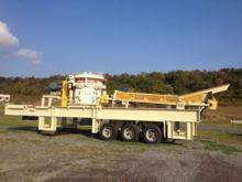 Metso HP400 Cone Crusher Plant