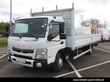 FUSO Canter 7C18 Neues Modell