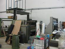 Rotary Heat Press / Monti Anton