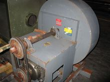 Dust House / 15 HP blower fan 4