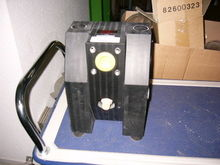 Used Piston Pump Alm